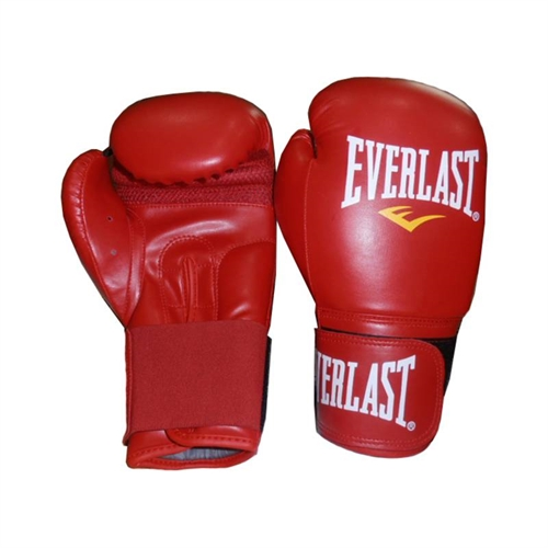 Everlast Leather/PU Boxing Glove
